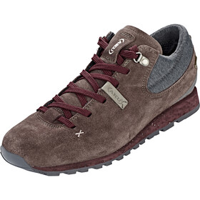 AKU Bellamont Gaia GT Shoes Damer, brown/violet
